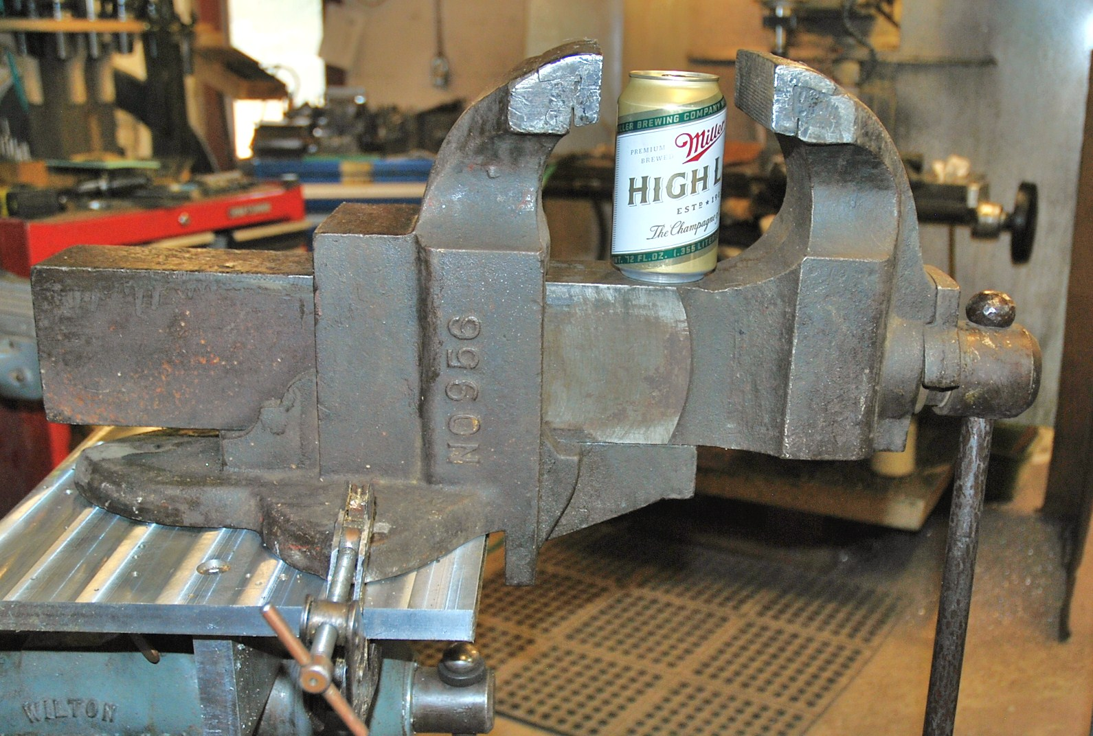Wilton Vise Parts >> Wilton Bullet Vise Parts | Supporting old Wilton Bullet ...