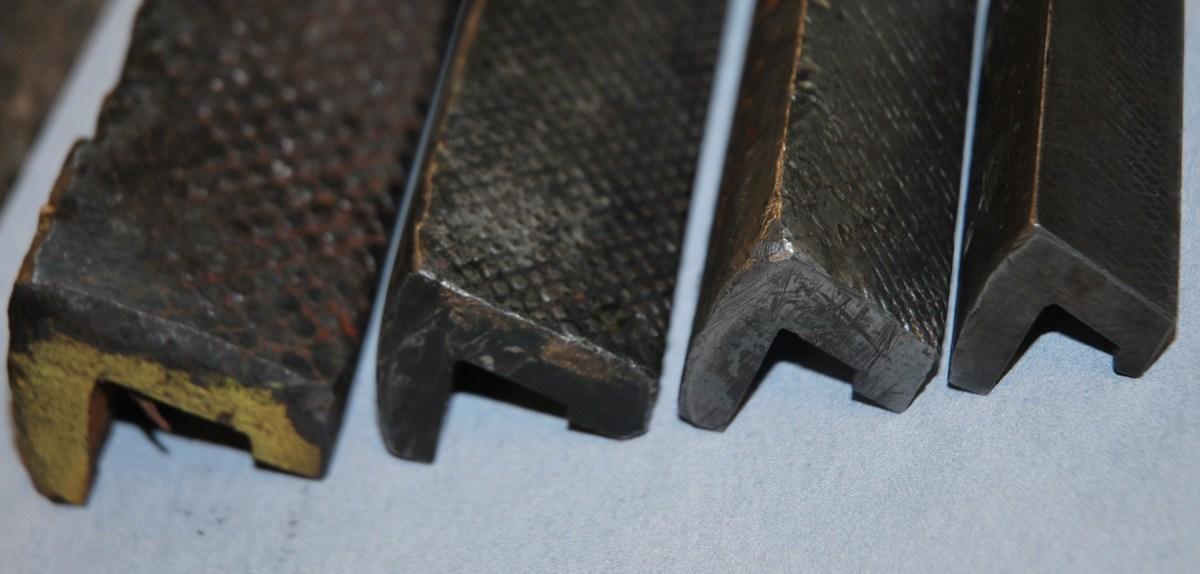 Wilton Vise Parts >> # 1 Building the Chas Parker Jaws | Wilton Bullet Vise Parts